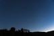 定光寺で初めての星空撮影