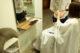 この2週間でヘアドネーションをされたお客様が2人、それにつられてヤスエが・・・